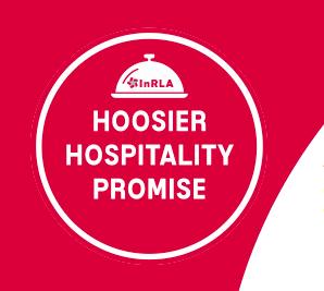 Hoosier Hospitality promise