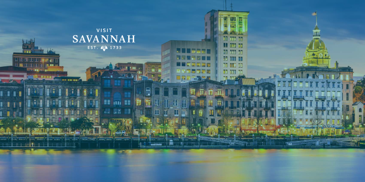 10 reasons to host your next event in Savannah, Georgia