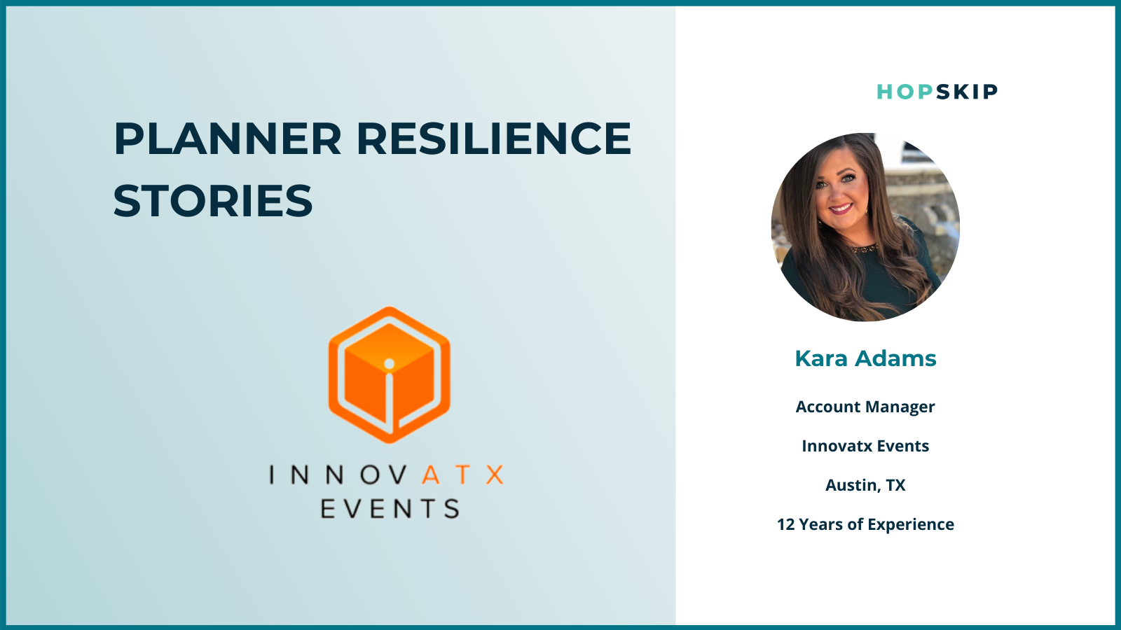 Kara Adams Innovatx Events