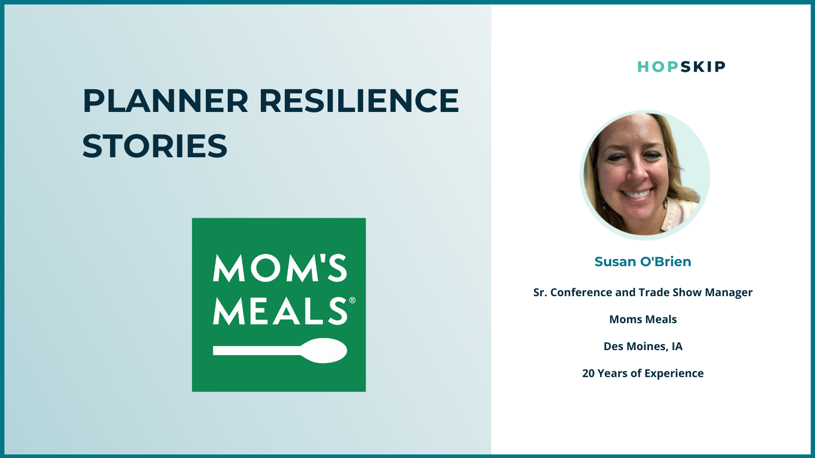 Susan Obrien Moms Meals