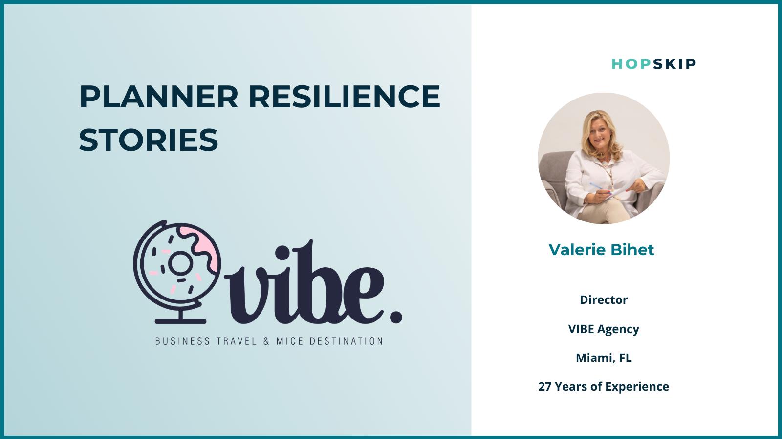 Valerie Bihet, VIBE Agency